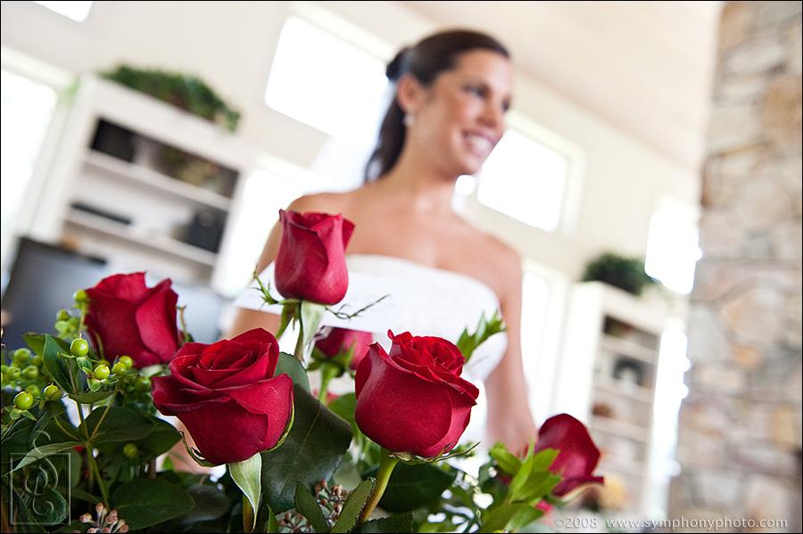 Wedding florist in CT
