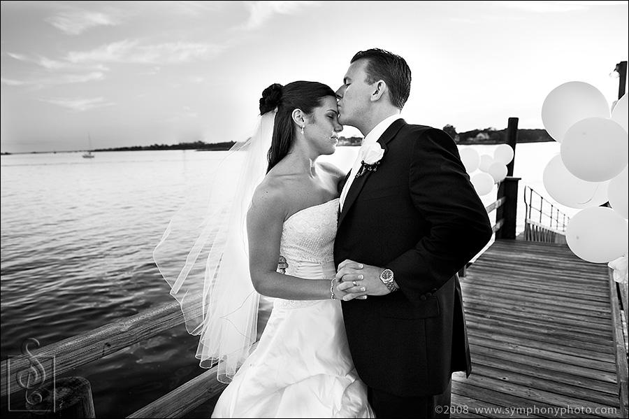 Ocean weddings in CT