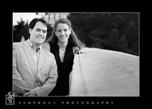 Cambridge, MA – Engagement session near Harvard