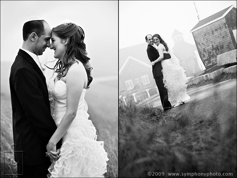 Wedding photos at the Granite Links Golf Club in Quincy, MA