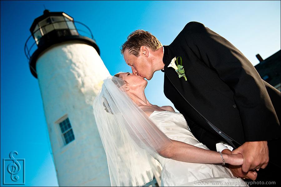 Pemaquid Point Lighthouse wedding photos Bristol, ME