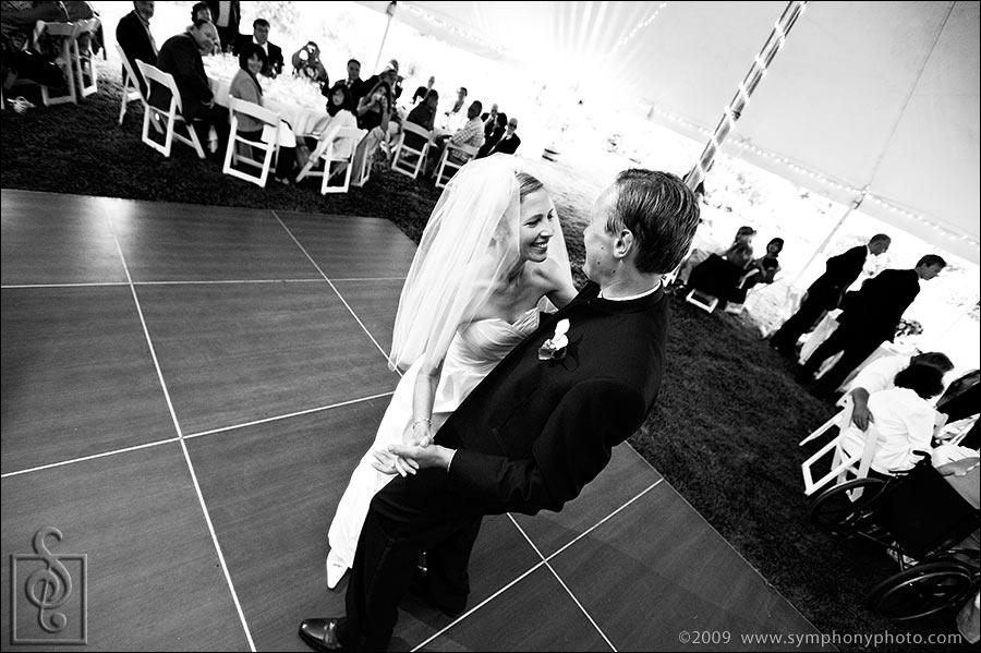 Wedding photos in New Harbor, ME