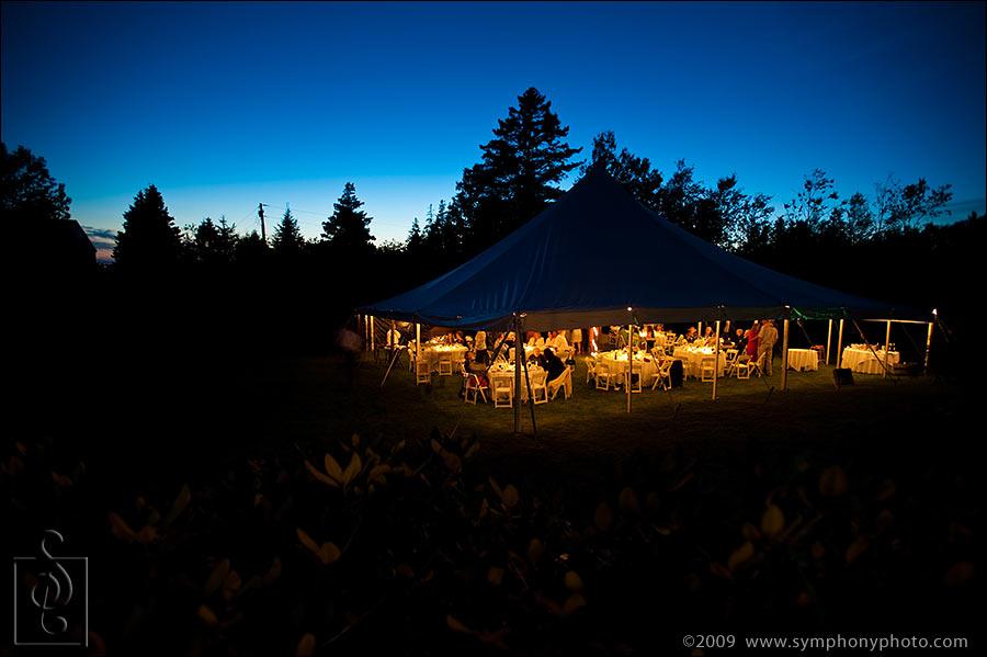 New Harbor Maine wedding photos