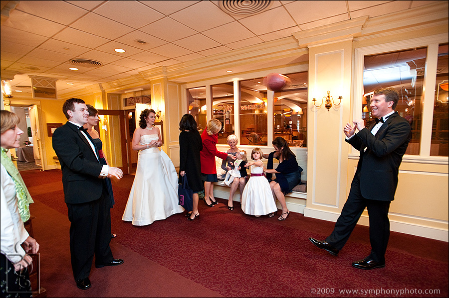 Wedding at The Hanover Inn