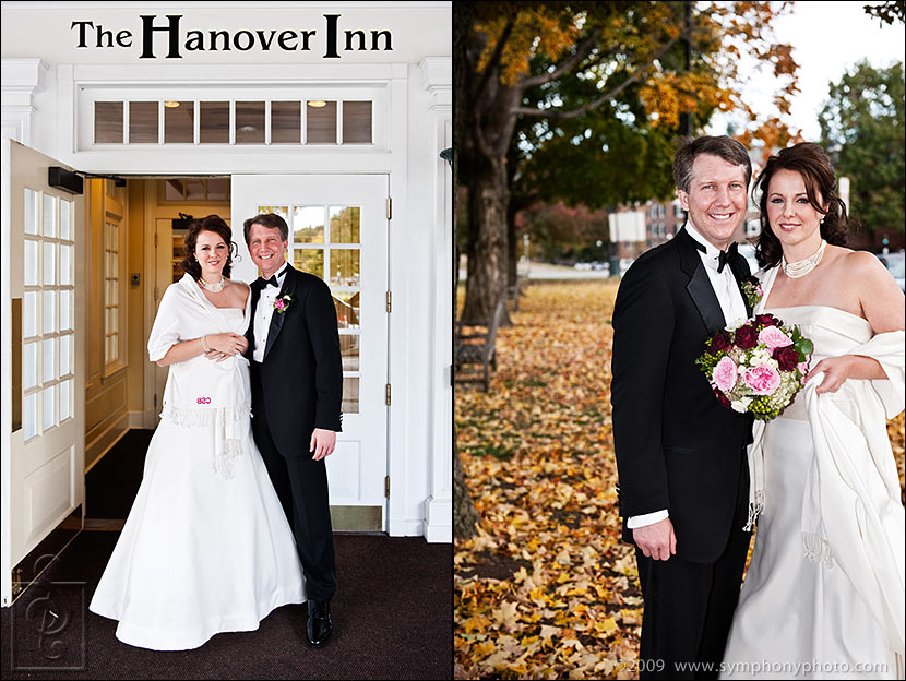 Hanover Inn weddings