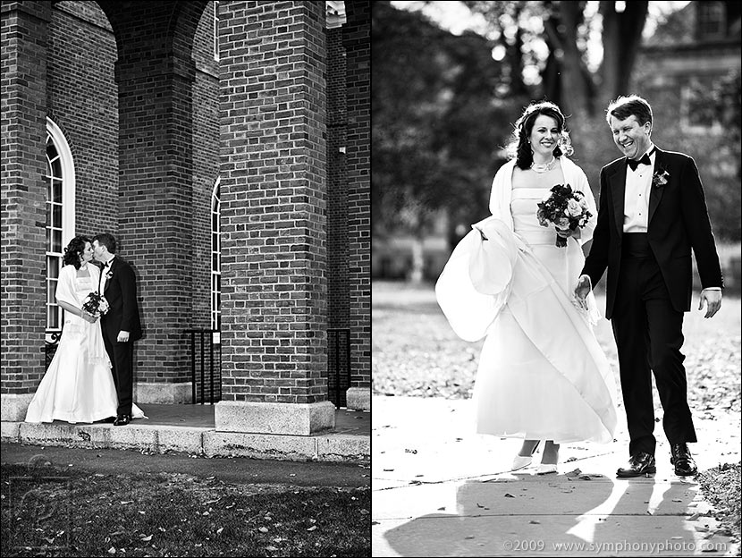 Dartmouth College wedding