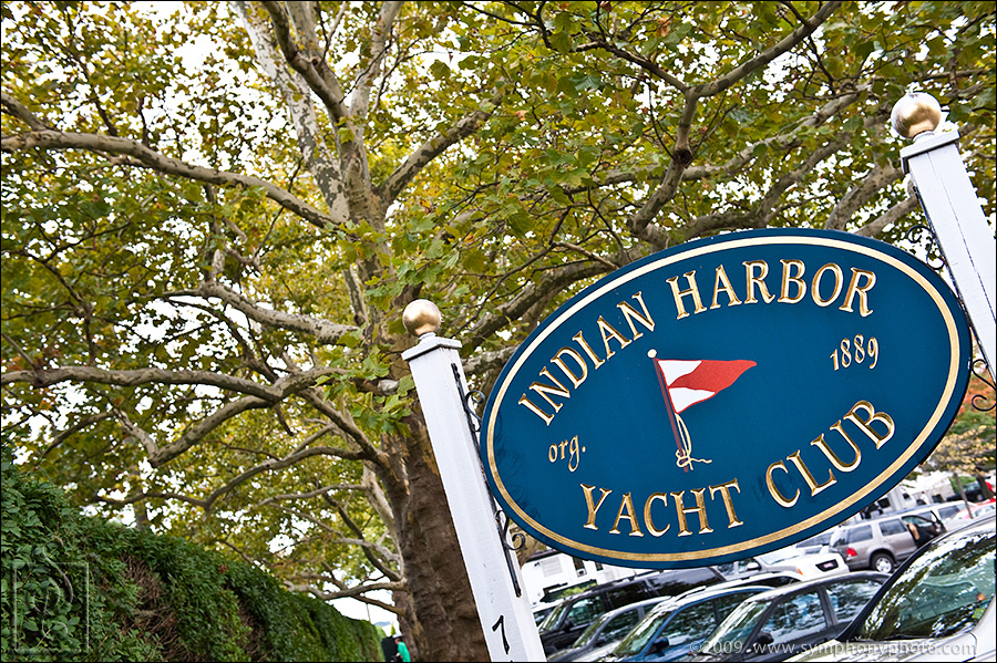 Indian Harbor Yacht Club wedding
