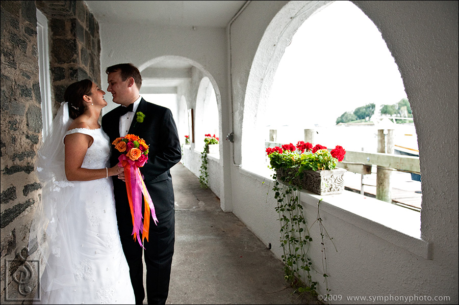 Indian Harbor Yacht Club wedding - Greenwich, CT
