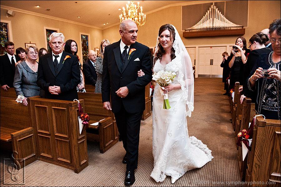 St. Elizabeth Seton wedding - Falmouth, MA