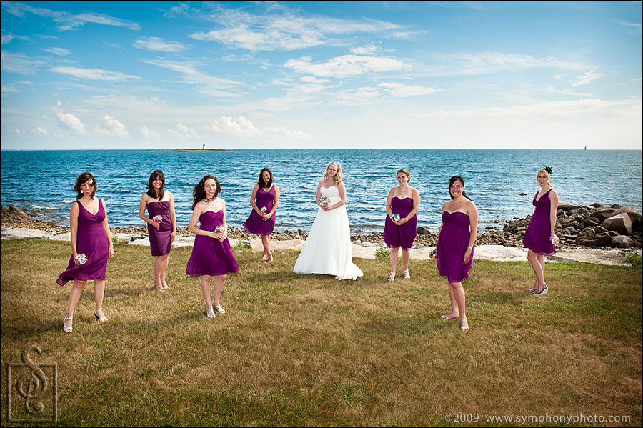 Bridesmaids dresses by JCrew