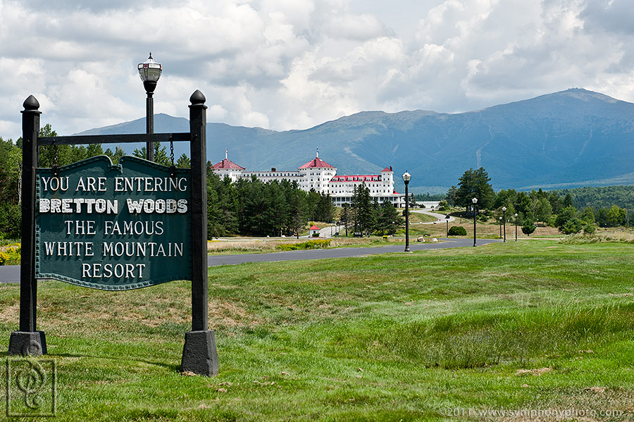 Mt. Washington Hotel - Bretton Woods, NH