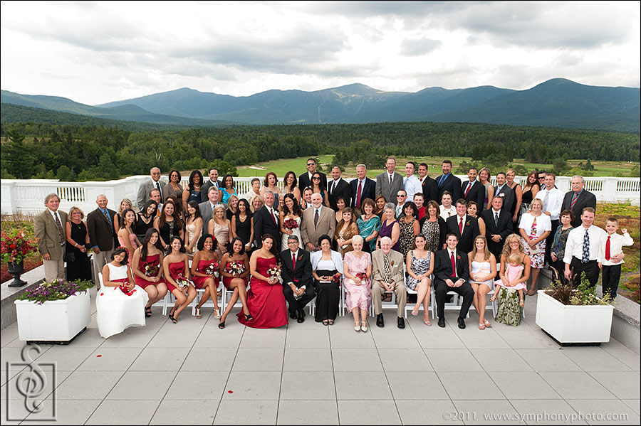 Mt. Washington wedding photographer