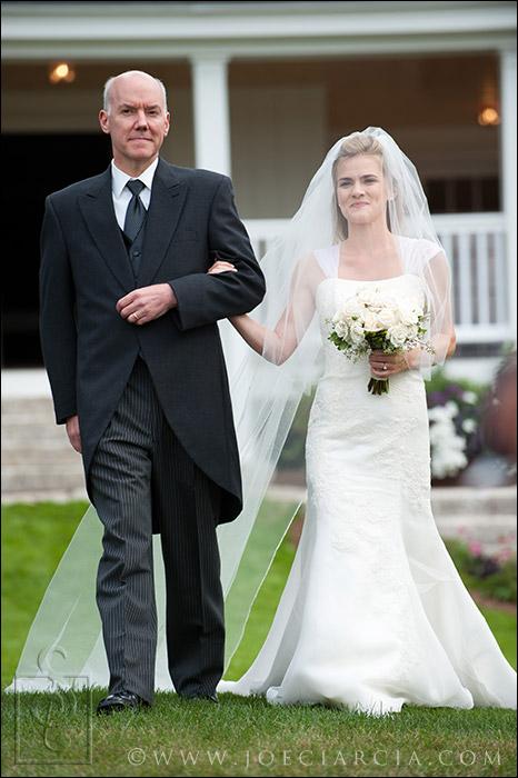 outdoor weddings in NH