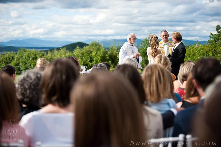 Farm wedding NH