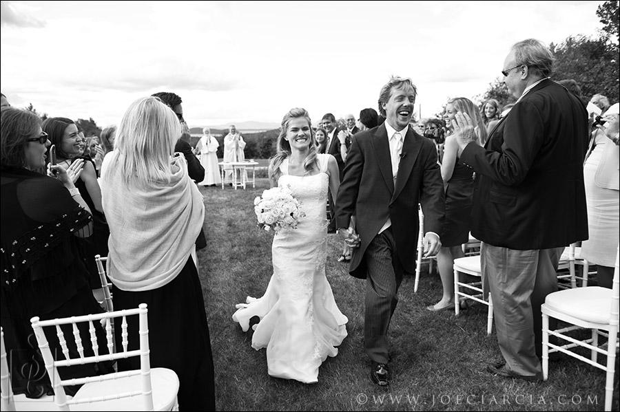 Farm wedding Alton NH