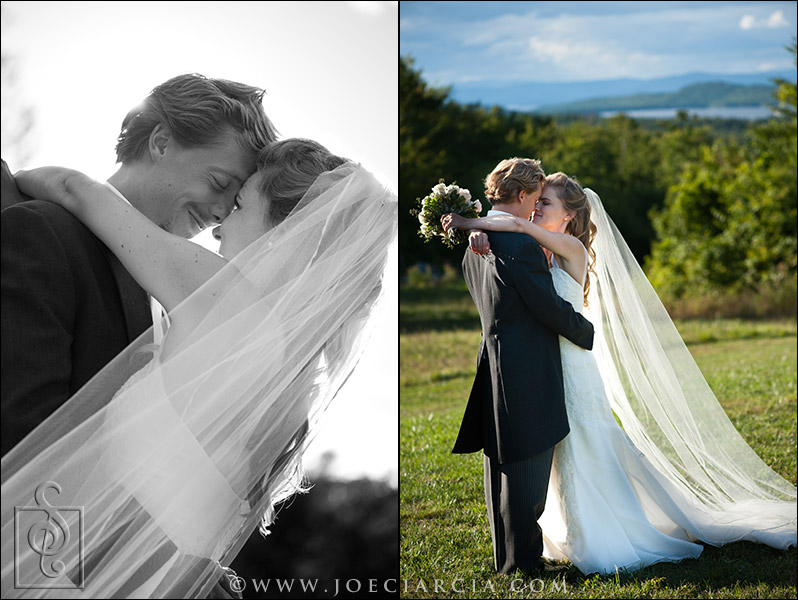 Wedding Photos Lake Winnipesaukee