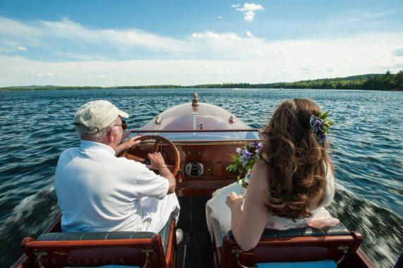 Chocorua Island (Church Island) and Burleigh Farm (barn wedding) - Holderness, NH