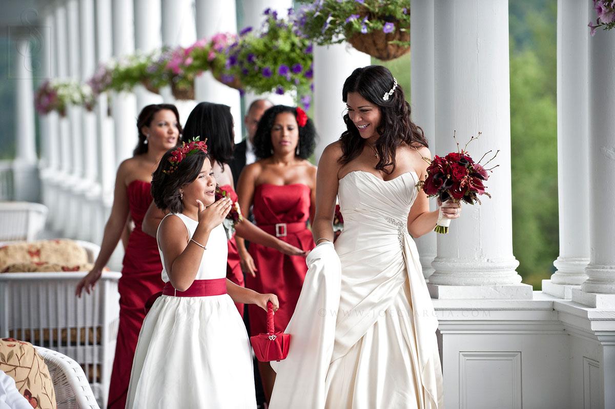 Mt Washington Hotel Wedding Bretton Woods Nh Symphony Photography New Hampshire Photographer